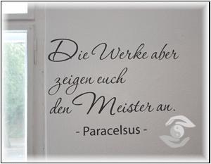 Paracelsus-Spruch, Praxis Simone Kostmann, Frankfurt-Oder